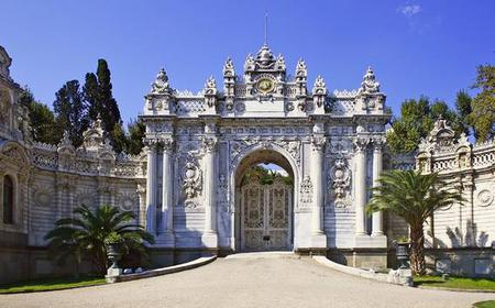 Istanbul: Dolmabahce Palace Half-Day Tour