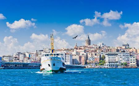 Bosphorus, Spice Bazaar, Beylerbeyi Palace, and Camlica