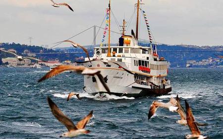 Bosphorus Cruise and Beylerbeyi Palace Experience