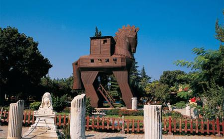 2-Day 1-Night Gallipoli and Troy Tour from Istanbul