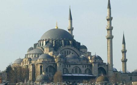 Istanbul – Suleymaniye, Vefa, Fatih Mosque & Edirnekapi
