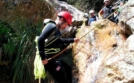 Canyoning in Majorca