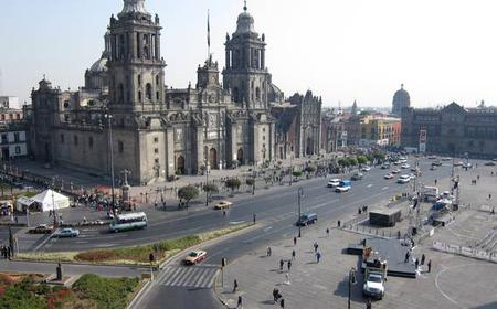 Mexico City Private City Tour: Teotihuacan & Basilica