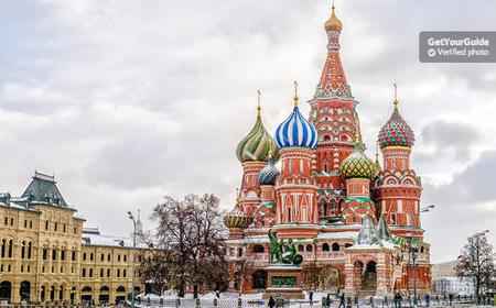 Moscow: Skip The Line to Saint Basil's Cathedral
