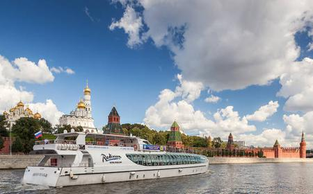Moscow: 2.5-Hour River Cruise on Volga