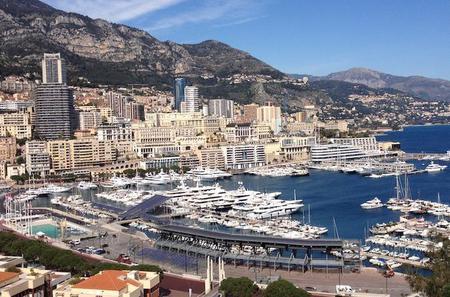 Monaco Shore Excursion: Private Day Trip to Nice, Eze, La Turbie, Monaco and Monte Carlo