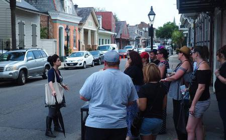Saints & Sinners,A Dirty Little French Qtr History Tour