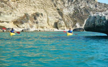 Cagliari 2-Hour Guided Kayak Tour from Poetto Beach
