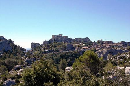 Roman Heritage Day Trip to Pont du Gard, Les Baux de Provence and St Remy de Provence from Arles