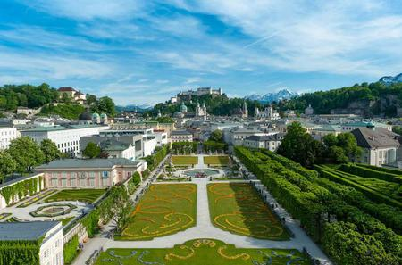 Private Half Day Salzburg City Tour including Red Bull Hangar-7