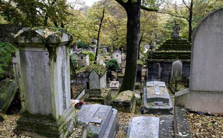 Paris: Père Lachaise Cemetery Walking Tour
