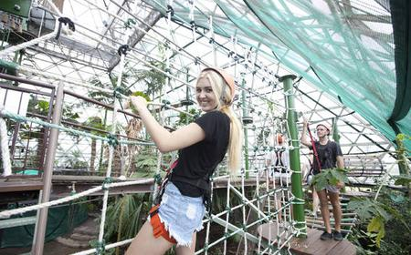 Cairns ZOOM & Wildlife Dome (Entry+ ZOOM activities)