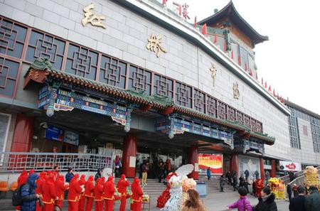 5-Hour Private Walking Tour to the Temple of Heaven and the Pearl Market