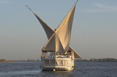 5-Day Sail from Luxor to Aswan