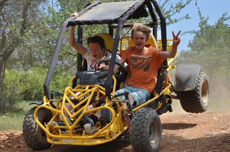 Punta Cana Off-Road Dune Buggy Adventure