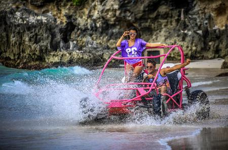 Punta Cana Discovery Package: Dune Buggy Adventure and Catamaran Cruise