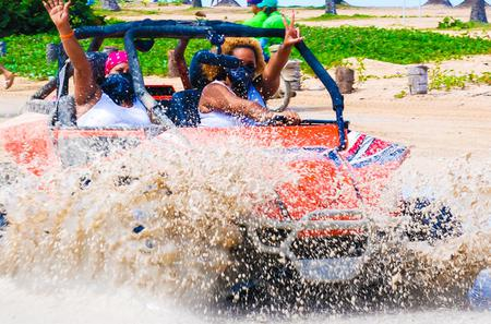 Buggy Eco Adventure from Punta Cana