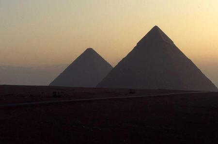 Half Day trip to Giza pyramids with camel ride