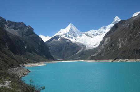 Paron Lake Full-Day Tour from Huaraz