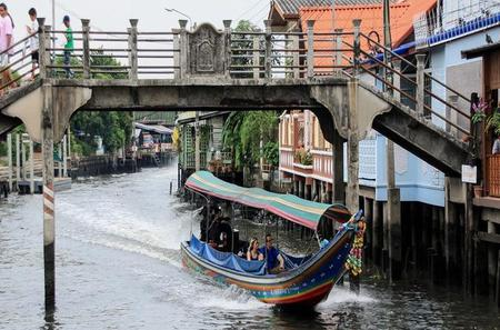 Half-Day Private Tour of the Bangkok Canals
