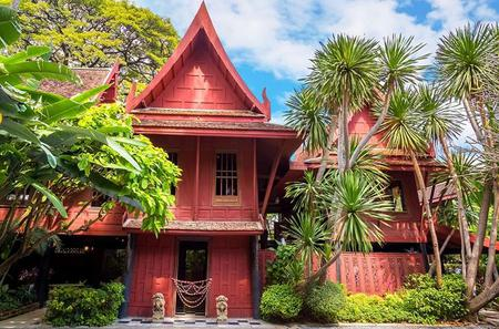 Private Tour: Jim Thompson House and Suan Pakkad Palace Museum Tour