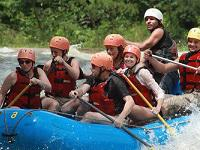 White Water Rafting Savegre River from Jaco Beach
