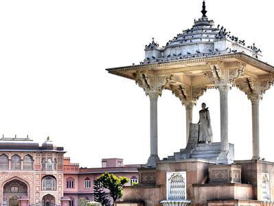 Jaipur Small Group City Tour by Rickshaw with Bapu Bazaar Visit