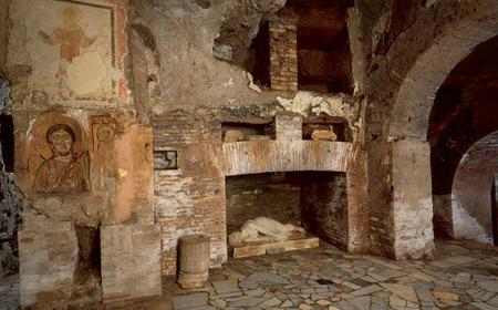 Rome: Half-Day Tour of the Catacombs of St. Sebastian