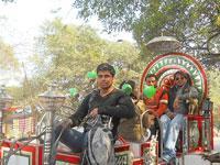 Kolkata Private City Tour with Heritage Tonga Ride Howrah Bridge and Mullick Ghat Flower Market