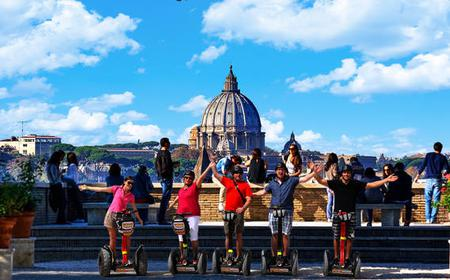 Vatican Morning and Ancient Rome Segway Tour Combo