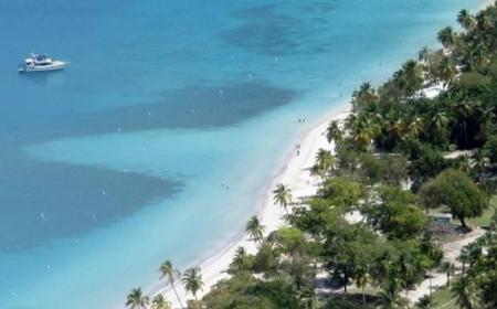 Private St. Thomas Island Tour, Beach & Shopping
