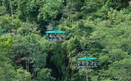 Rain Forest Aerial Tram Pacific from Jaco