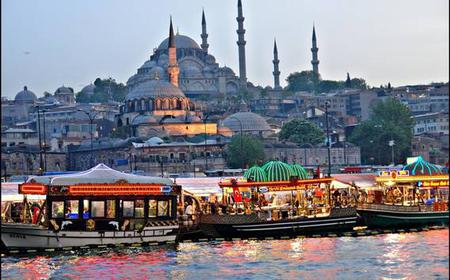 Istanbul 1-Day Guided Tour including Domestic Flights
