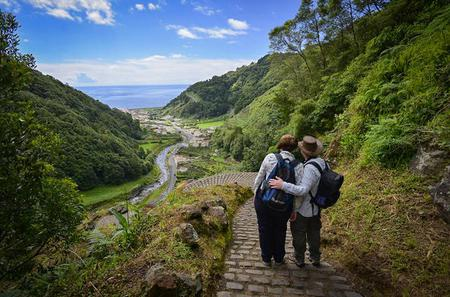 Sanguinho Trail Full-Day Walking Tour with Lunch