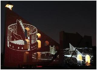 Light & Sound Show Tickets At Jantar Mantar