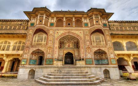 Full-Day Trip to Jaipur Including Entrance Tickets