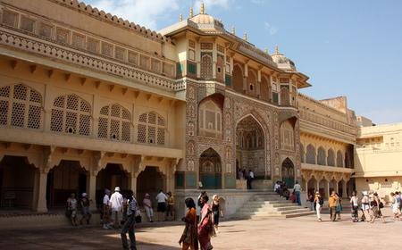 A Day Trip to Jaipur ''Pink City'' from Delhi