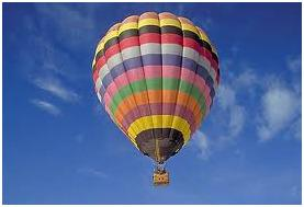 Jaipur 3-Hour Hot Air Balloon Ride in Rajasthan