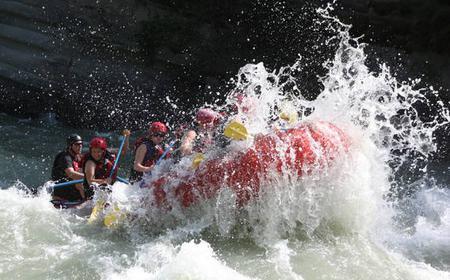 5-Hour Fraser River Rafting in Jasper National Park