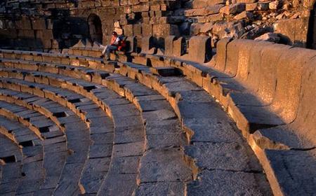 Northern Jordan: Umm Quais, Ajloun and Jerash
