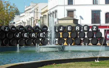 From Cádiz: Jerez City Walking Tour with Flamenco