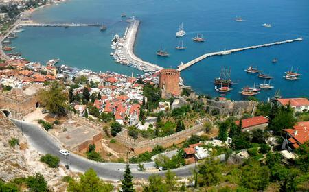 Private Alanya Sightseeing for Cruise Passengers
