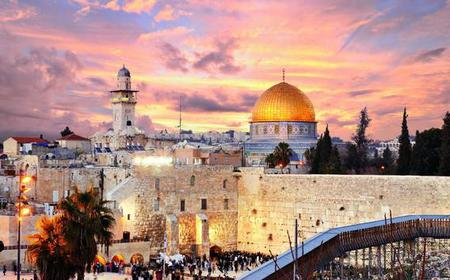 Half-Day Guided Tour of Jerusalem