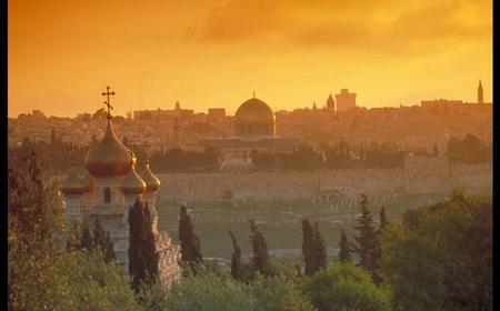 Jerusalem and Dead Sea: Full-Day Tour