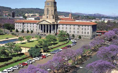 Pretoria Half-Day Tour