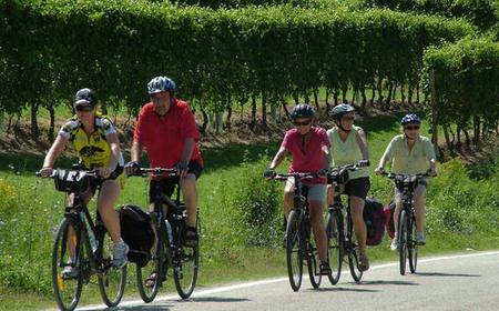 From Turin: 8-Day Cycling Tour in Piedmont