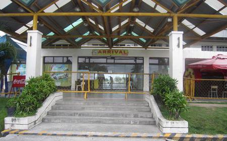 Kalibo Airport to Caticlan Port Private Van Transfer