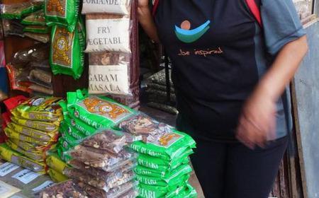 Splice of Kathmandu: 3-Hour Guided Market Tour