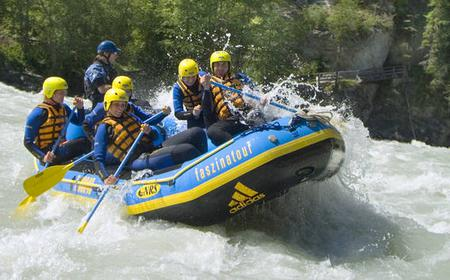 1 Day of Thrilling White-Water Rafting Adventure