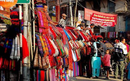 1 Day Kathmandu Shopping Tour Experience